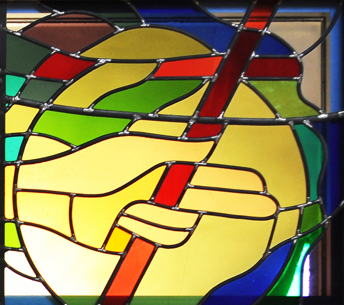 Sanctuary Stained Glass – Trinity Lutheran Church