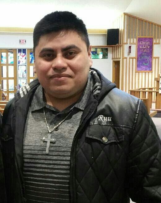 Ruberto Ek Yah, Ministry to Latinos